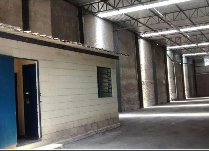 GALPÃO NO BRÁS 450m² ALUGA-SE - Galpão para Aluguel no bairro Brás - São Paulo, SP - Ref: A-30917