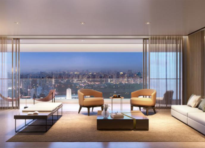 Apartamento Alto luxo, 332,85m² no Ibirapuera - Apartamento Alto Padrão a Venda no bairro Ibirapuera - São Paulo, SP - Ref: A-91781