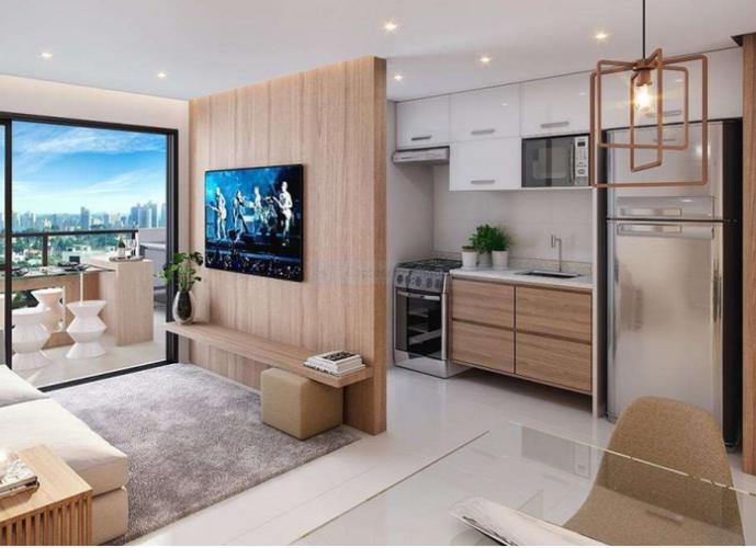 Apartamento luxo 73m² em Pinheiros - Apartamento a Venda no bairro Pinheiros - São Paulo, SP - Ref: A-18859