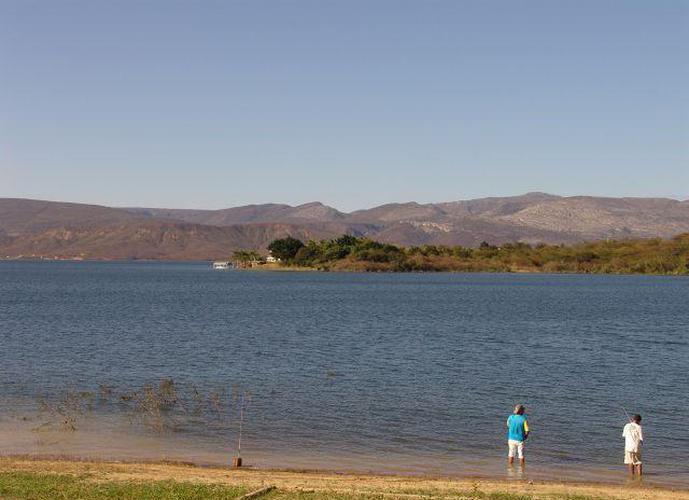 Sitio Barragem Bico da Pedra - Janaúba, MG - Sítio a Venda no bairro Balneario Bico Da Pedra - Janaúba, MG - Ref: LI48870