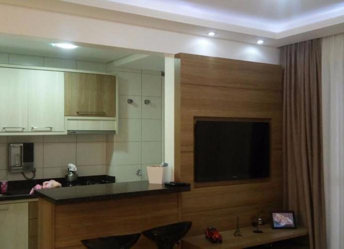 Apartamento a Venda no bairro Barreiros - São José, SC - Ref: MH5390