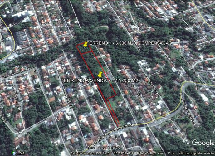 Terreno a Venda no bairro Velha - Blumenau, SC - Ref: 299