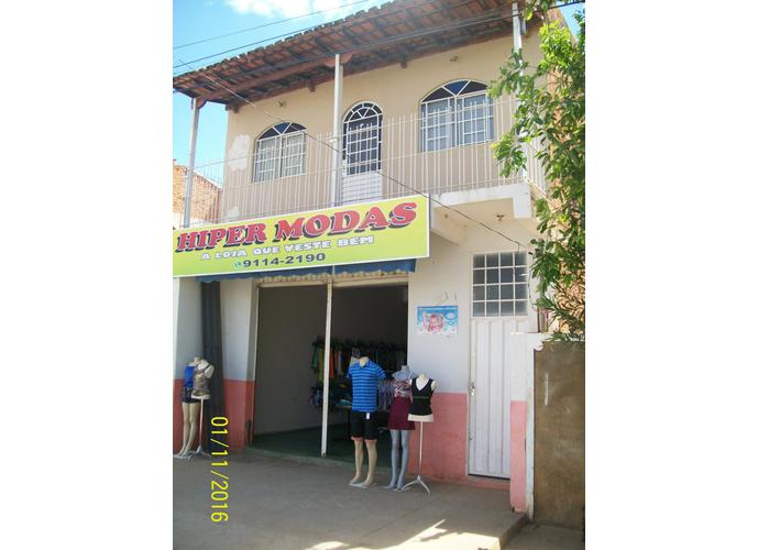 Oportunidade - Prédio a venda na Manoel Athayde - Prédio a Venda no bairro Santo Antônio - Janaúba, MG - Ref: LI18057
