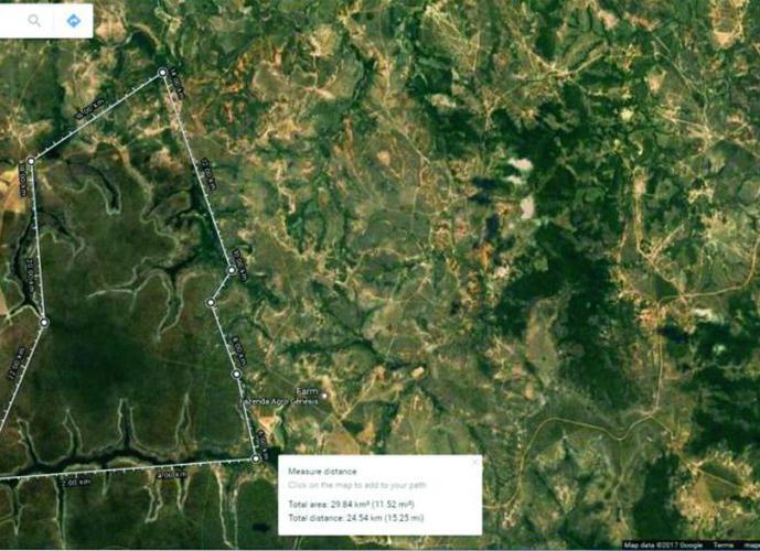 Fazenda  no município de Santa Fé de Minas. - Fazenda a Venda no bairro Zona Rural - Santa Fé de Minas, MG - Ref: LNI88546