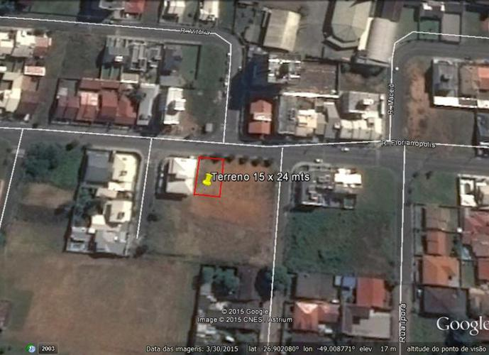 Terreno pronto para construir - Terreno a Venda no bairro Bela Vista - Gaspar, SC - Ref: 153