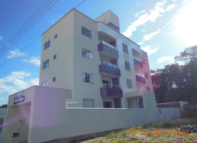 Apartamento Edifício São Thiago - Apartamento a Venda no bairro Figueira - Gaspar, SC - Ref: 119