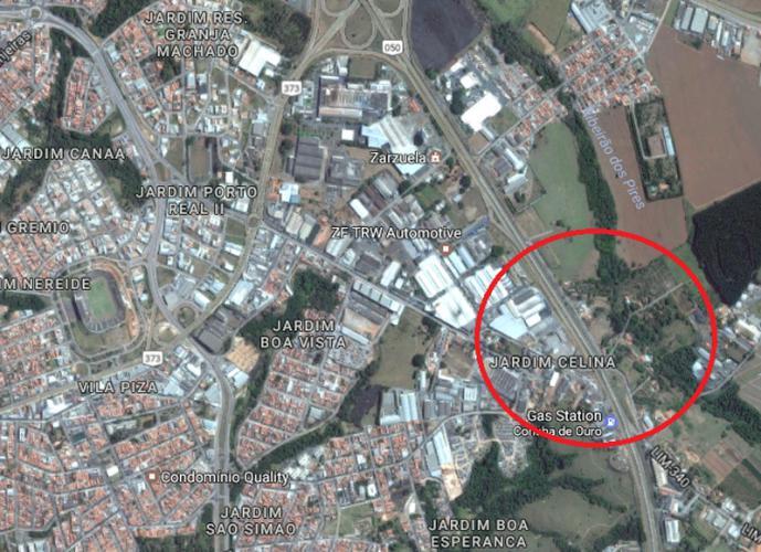Rodovia  Anhanguera - Área a Venda no bairro Rodovia Anhanguera - Limeira, SP - Ref: BF91990