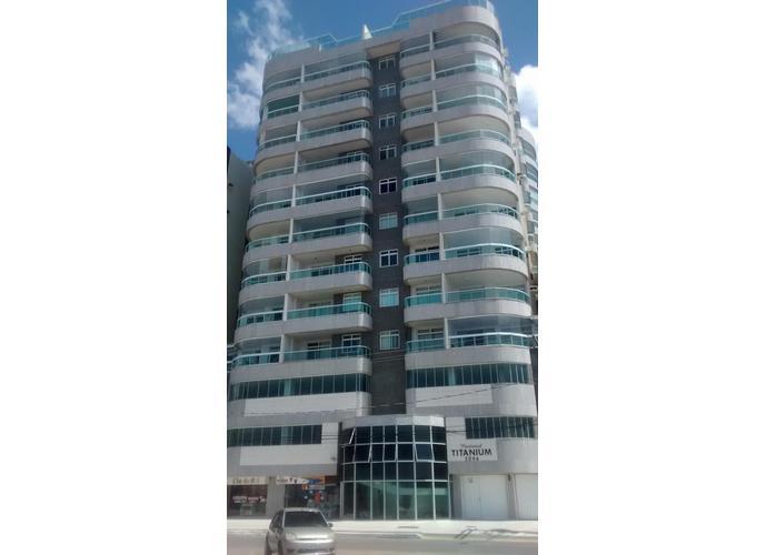 Edifício Titanium - Apartamento Alto Padrão a Venda no bairro Praia do Morro - Guarapari, ES - Ref: VENDA-14