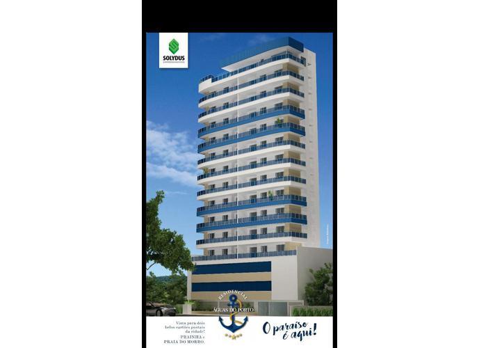 Edifício Águas do Porto - Apartamento em Lançamentos no bairro Praia do Morro - Guarapari, ES - Ref: VENDA-07