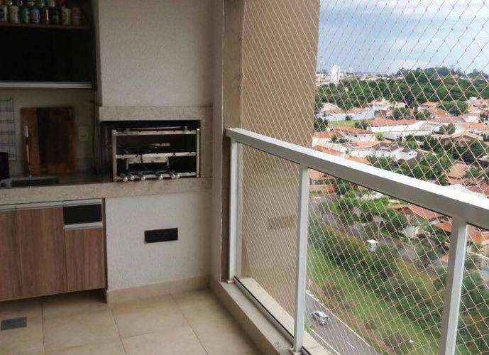 Condominio La Luna - Apartamento a Venda no bairro Jardim Aquarius - Limeira, SP - Ref: BF78877