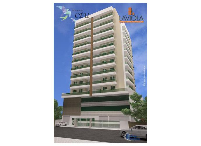 Edifício Céu - Apartamento em Lançamentos no bairro Praia do Morro - Guarapari, ES - Ref: VENDA-17