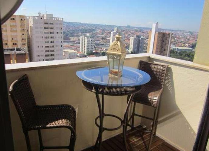 Edificio Saturno - Apartamento a Venda no bairro Centro - Limeira, SP - Ref: BF68815