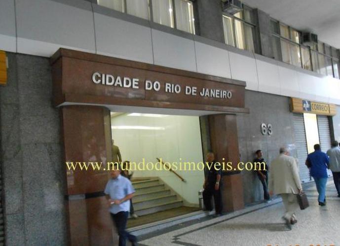 Edifício Rio de Janeiro - Sala Comercial para Locação no bairro Centro - Rio de Janeiro, RJ - Ref: MI90021