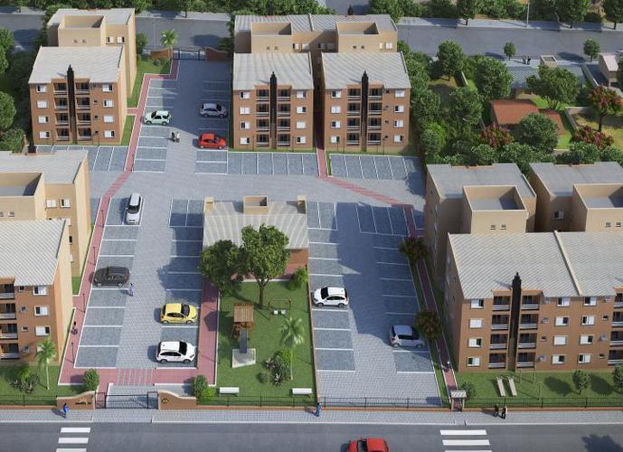 Apartamento 03 Dormitórios - Apartamento a Venda no bairro Jardim Do Cedro - Lajeado, RS - Ref: 12