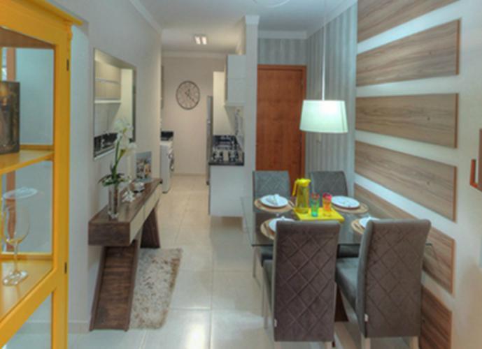 Apartamento 02 Dormitórios c/garagem - Apartamento a Venda no bairro Jardim Do Cedro - Lajeado, RS - Ref: 50