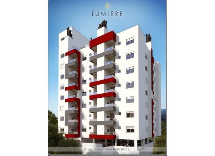 Apartamento 01 Dormitório - Apartamento a Venda no bairro Moinhos - Lajeado, RS - Ref: 25