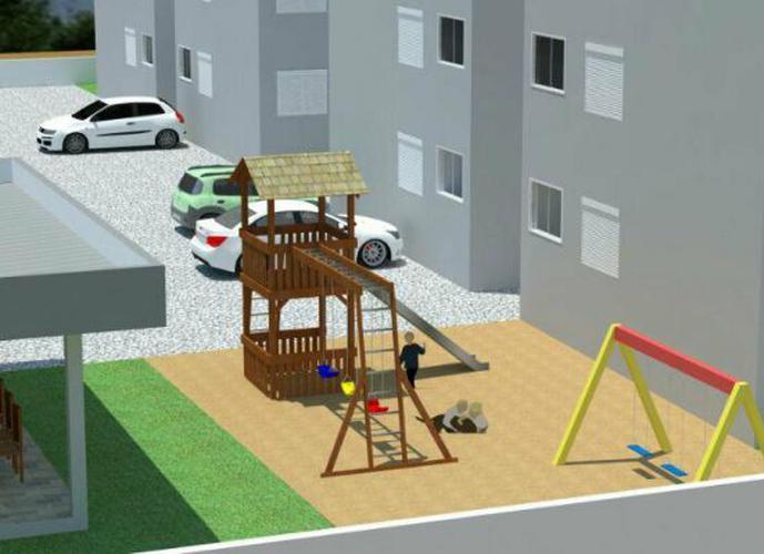 Apartamento 02 Dormitórios c/ vaga garagem - Apartamento a Venda no bairro Campestre - Lajeado, RS - Ref: 51