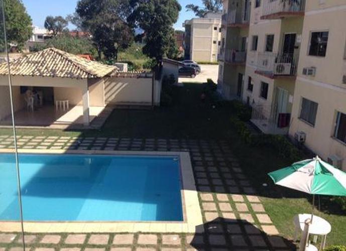 Dois quartos 01 suite no Marileia - Apartamento para Locação no bairro Chacara Marileia - Rio Das Ostras, RJ - Ref: EVA81966