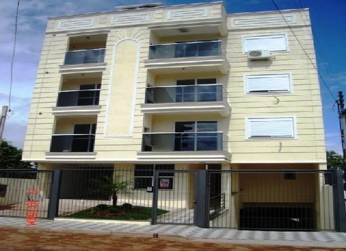 Apartamento 01 Dormitório c/ Garagem - Apartamento a Venda no bairro Florestal - Lajeado, RS - Ref: 113