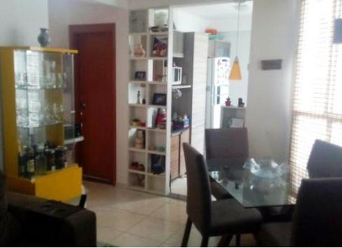Belo Apartamento Semi-Mobiliado 2 Quartos - Marileia - Apartamento para Locação no bairro Contorno - Rio Das Ostras, RJ - Ref: IN80175