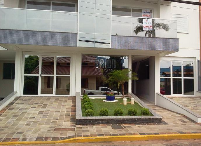 Apartamento 02 Dormitórios c/Suíte - Apartamento a Venda no bairro Florestal - Lajeado, RS - Ref: 169