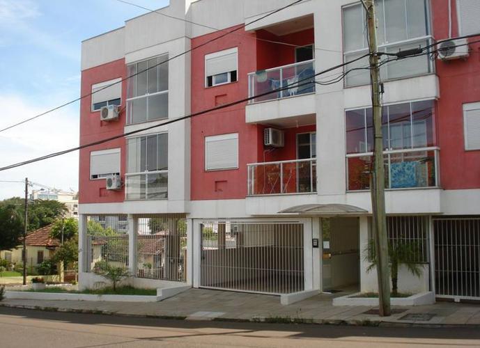 Apartamento 02 Dormitórios c/ Suíte - Apartamento a Venda no bairro Florestal - Lajeado, RS - Ref: 196