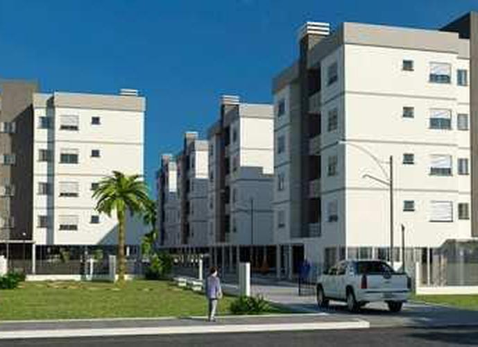 Apartamento 02 Dormitórios - Apartamento a Venda no bairro Universitário - Lajeado, RS - Ref: 197