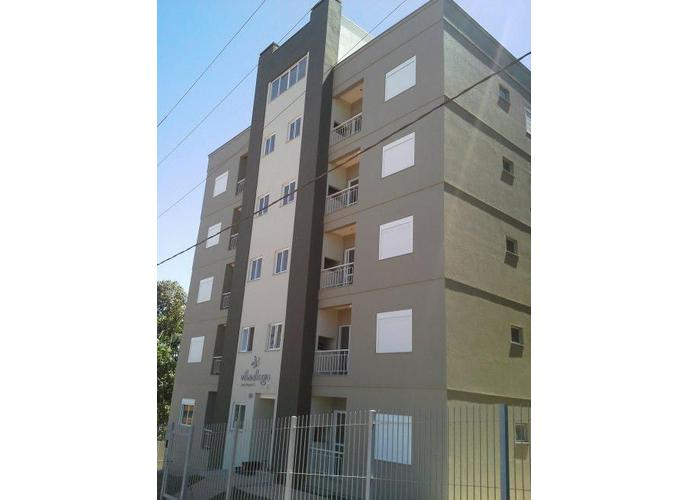 Apartamento 02 Dormitórios - Apartamento a Venda no bairro Universitário - Lajeado, RS - Ref: 198