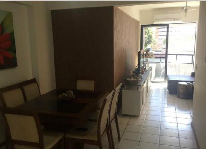 Apartamento para Aluguel no bairro Ponta Verde - Maceió, AL - Ref: J47