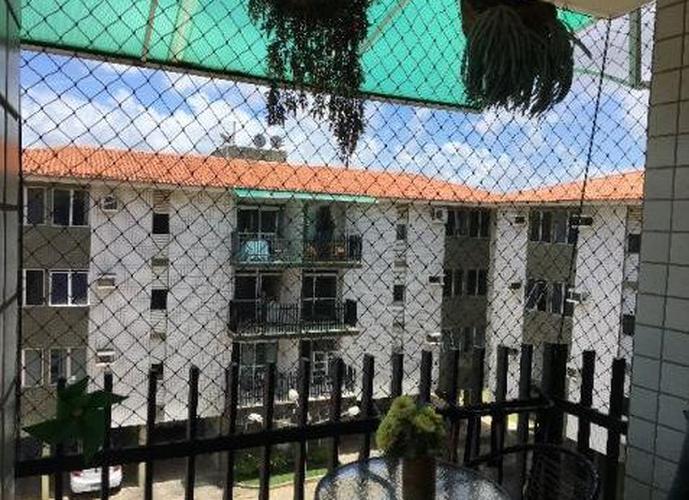 Apartamento a Venda no bairro Gruta de Lurdes - Maceió, AL - Ref: PA0184