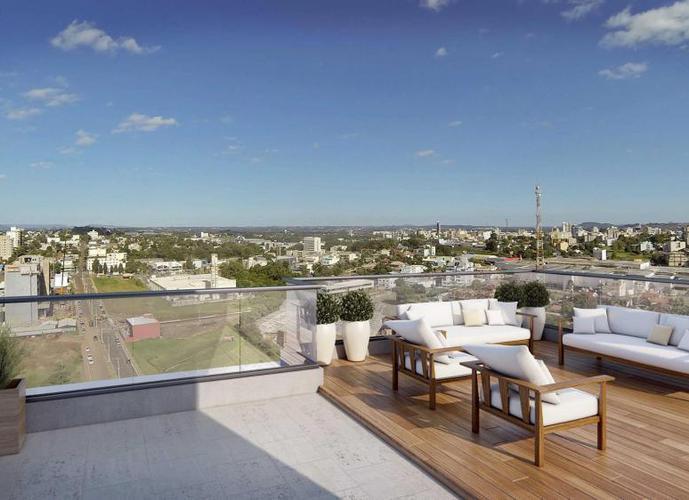 Apartamento 03 Dormitórios c/ suíte - Apartamento a Venda no bairro São Cristóvão - Lajeado, RS - Ref: 298