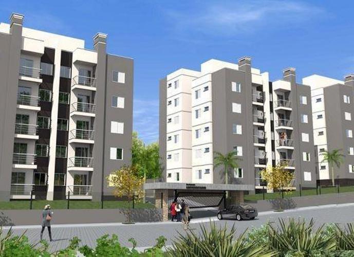 Apartamento 02 Dormitórios - Apartamento a Venda no bairro Universitário - Lajeado, RS - Ref: 309