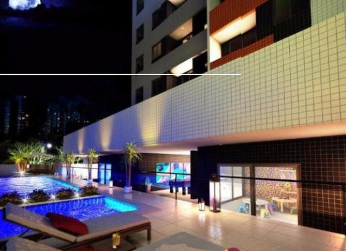 Residencial Novitta / Novita - Apartamento a Venda no bairro Gruta de Lurdes - Maceió, AL - Ref: JV34