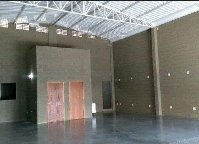 Salão Comercial - Bairro Cidade Nova - Galpão para Aluguel no bairro Cidade Nova 1 - Jundiaí, SP - Ref: IB34599