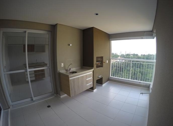 Condomínio  Naturale - Apartamento para Aluguel no bairro Jardim Ana Maria - Jundiaí, SP - Ref: IB99891