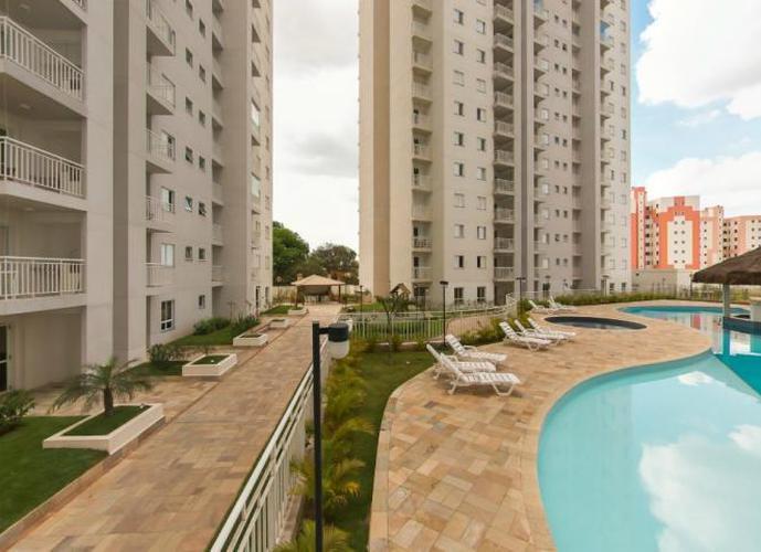 Apto - Residencial Practice Club House - Apartamento para Aluguel no bairro Vila Das Hortências - Jundiaí, SP - Ref: IB14596