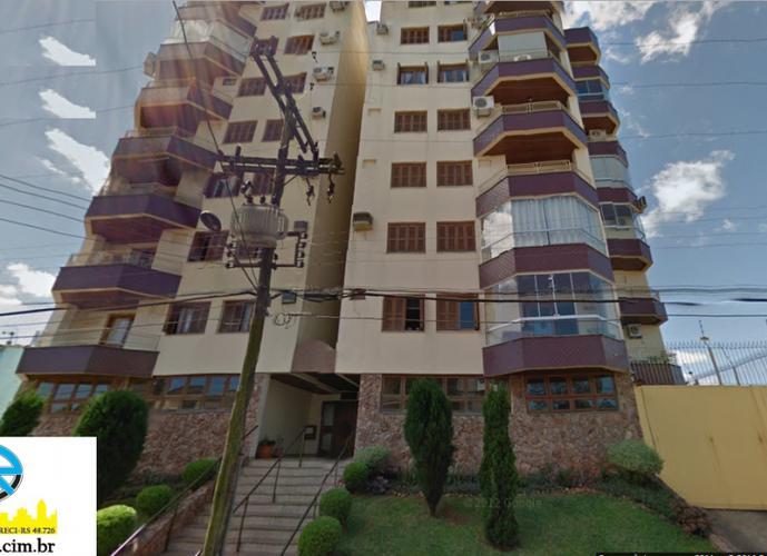 Apartamento 02 Dormitórios - Apartamento a Venda no bairro Florestal - Lajeado, RS - Ref: 409