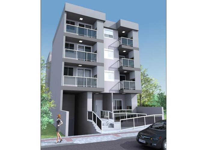 Apartamento 01 Dormitório - Apartamento a Venda no bairro Moinhos - Lajeado, RS - Ref: 422