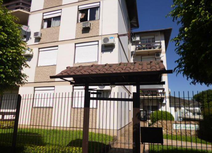 Apartamento 02 Dormitórios - Apartamento a Venda no bairro Americano - Lajeado, RS - Ref: 439