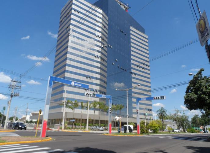 EDIFICIO NEW YORK TOWER ARAÇATUBA - Sala Comercial para Aluguel no bairro Nova York - Araçatuba, SP - Ref: MM55882