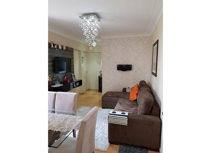 Apto 2 Dormitórios 49 m² com sacada com móveis planejados - Apartamento a Venda no bairro Jardim Angélica - Guarulhos, SP - Ref: 0441