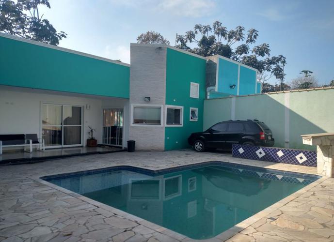 CHÁCARA - Casa com 2 Dormitórios 250 m² área útil - Chácara a Venda no bairro Granja dos Jurupes - Santa Isabel, SP - Ref: 0443