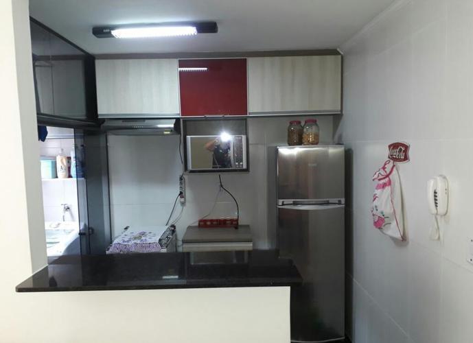 Apartamento 2 Dorms c/ MÓVEIS PLANEJADOS - Apartamento a Venda no bairro Vila Alzira - Guarulhos, SP - Ref: 0428