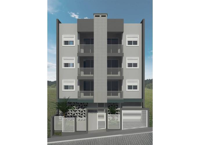 Apartamento 01 Dormitório c/Garagem - Apartamento a Venda no bairro São Cristóvão - Lajeado, RS - Ref: 506