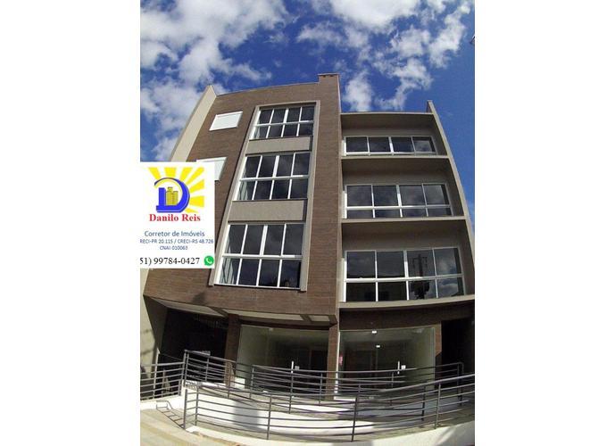 Apartamento 02 Dormitórios - Apartamento a Venda no bairro São Cristóvão - Lajeado, RS - Ref: 553
