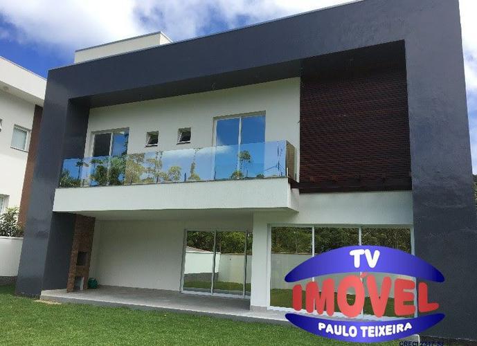 Casa em Condomínio - Casa em Condomínio a Venda no bairro Ariribá - Balneário Camboriú, SC - Ref: TVC-006