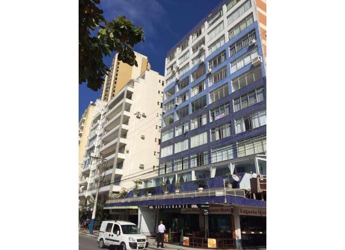 Edifício Imperador - Apartamento a Venda no bairro Centro - Balneário Camboriú, SC - Ref: TVA3-008