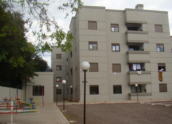 Apartamento 02 Dormitórios - Apartamento a Venda no bairro Montanha - Lajeado, RS - Ref: 576