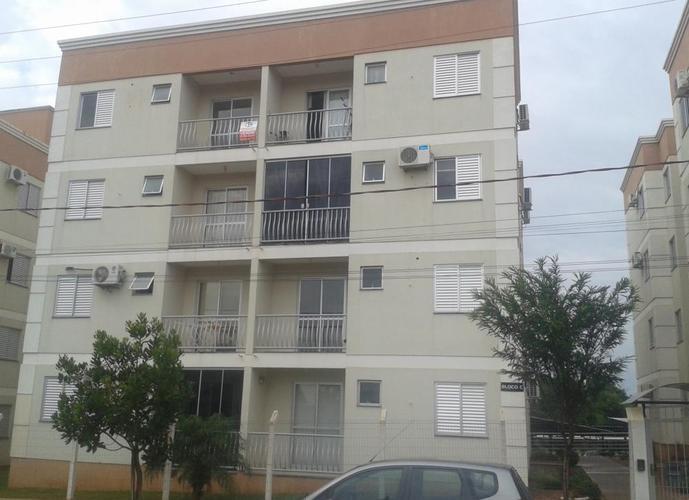 Aparamento 02 Dormitórios c/Garagem - Apartamento a Venda no bairro Floresta - Lajeado, RS - Ref: 593