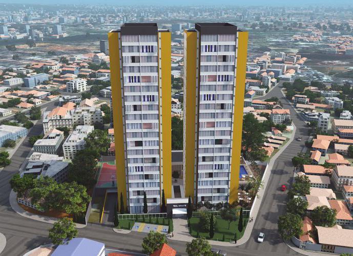 Prime Negócios Imobiliários - Apartamento em Lançamentos no bairro Vila Urupês - Suzano, SP - Ref: LAN-O4